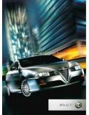 2006 ALFA ROMEO GT BROCHURE DUITS