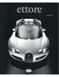 2008 THE OFFICIAL BUGATTI ETTORE MAGAZINE 3 ENGLISH