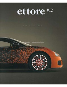 2013 THE OFFICIAL BUGATTI ETTORE MAGAZINE 12 ENGLISH