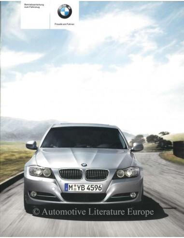 2008 BMW 3 SERIES OWNERS MANUAL GERMAN