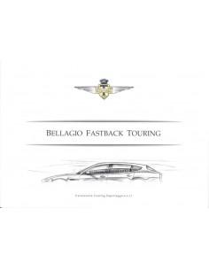 2009 TOURING SUPERLEGGERA BELLAGIO FASTBACK TOURING PROSPEKT ENGLISCH