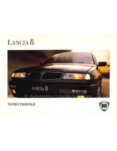 1994 LANCIA DELTA BETRIEBSANLEITUNG NIEDERLANDISCH