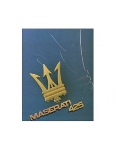 1985 MASERATI 425 BROCHURE ENGELS