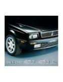1992 MASERATI 430 - 430 4V BROCHURE FRANS DUITS