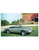 1966 FERRARI 330 GTS PININFARINA BROCHURE