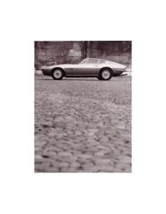 1966 MASERATI GHIBLI PERSFOTO