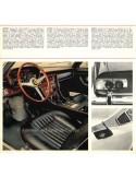 1967 FERRARI 365 GT 2+2 PININFARINA BROCHURE 19/67