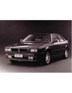 1991 MASERATI RACING PRESS PHOTO