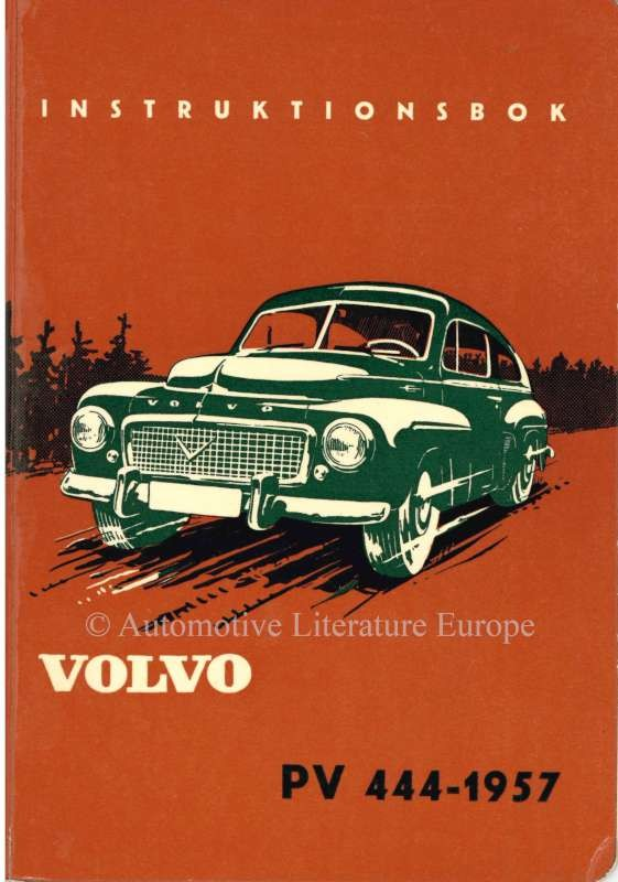 volvo pv 444 manual book best setting instruction guide u2022 rh ourk9 co 1962 Volvo 544 PV Coupe Custom Volvo PV 544