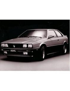 1988 MASERATI 2.24V PRESS PHOTO