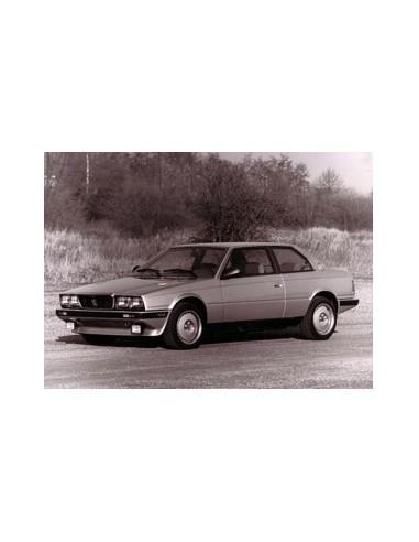 1988 MASERATI 222 PERSFOTO