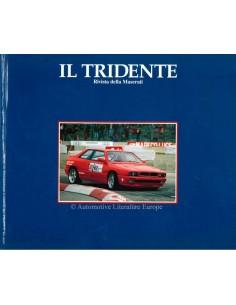 1995 RIVISTA DEL CLUB MASERATI IL TRIDENTE MAGAZINE NO 16