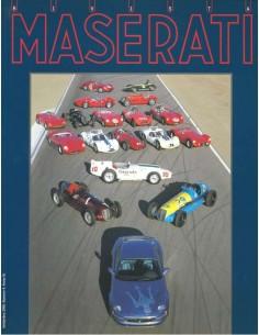 2000 MASERATI RIVISTA MAGAZINE 4 SEPTEMBER 2000