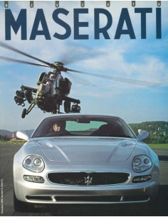 1999 MASERATI RIVISTA MAGAZINE 3 DECEMBER 1999
