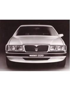 1988 MASERATI 228 PERSFOTO