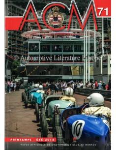 2017 ACM MAGAZINE 70 FRANS