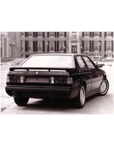 1990 MASERATI 222 SE PRESS PHOTO