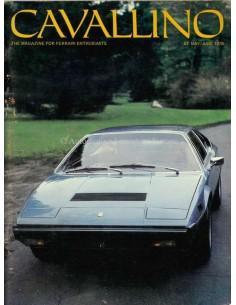 1979 FERRARI CAVALLINO MAGAZINE USA 5