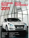 2011 AUTOMOBIL REVUE JAARBOEK DUITS FRANS