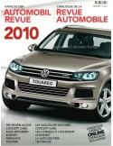 2010 AUTOMOBIl REVUE JAHRESKATALOG DEUTSCH FRANZÖSISCH