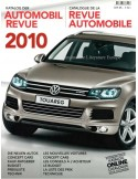 2011 AUTOMOBIL REVUE YEARBOOK GERMAN FRENCH
