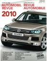 2010 AUTOMOBIL REVUE JAARBOEK DUITS FRANS