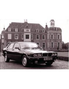 1988 MASERATI 430 PRESSFOTO
