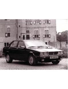 1988 MASERATI 430 PRESS PHOTO