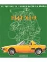 FIAT X1/9 - LE VETTURE CHE HANNO FATTO LA STORIA - CARLO ALBERTO GABELLIERI - BOOK