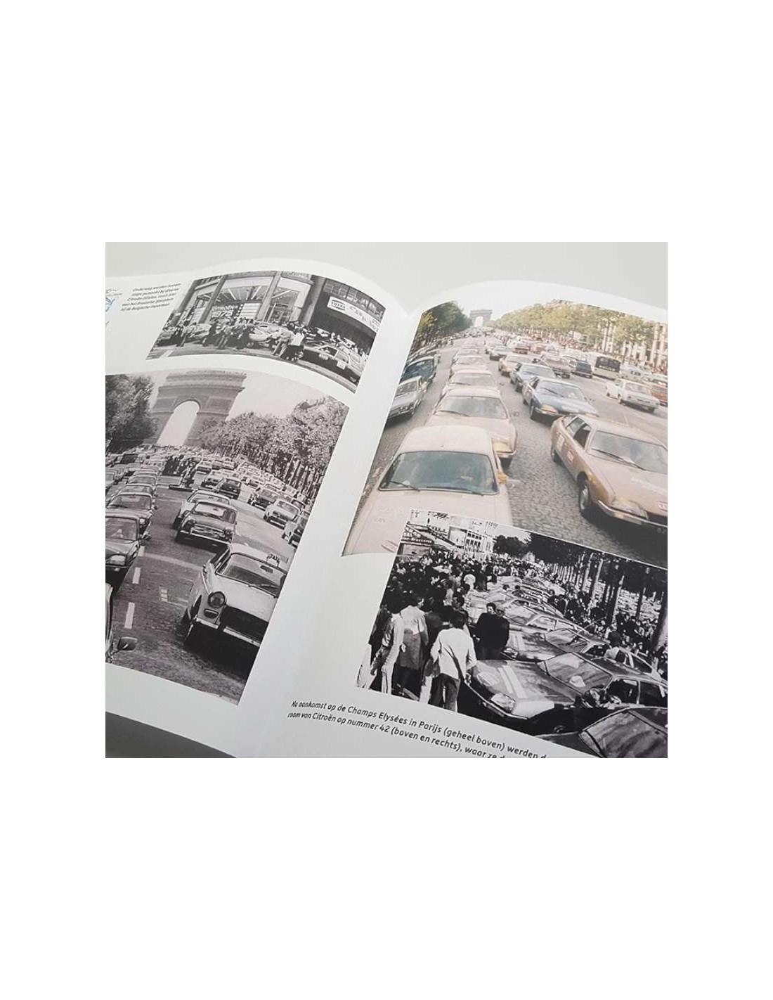 Galant Hoekbureau Rechts.Citroen Cx La Veritable Histoire De La Michael Buurma Book