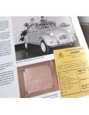 CTROËN - LES FILLES DE FORREST - VINCENT BEYAERT - BOOK