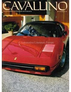 1980 FERRARI CAVALLINO MAGAZINE USA 10