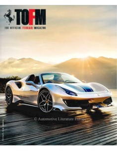 2018 THE OFFICIAL FERRARI MAGAZINE 40 ENGLISCH