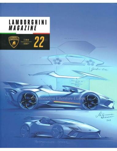 2018 LAMBORGHINI MAGAZINE 22 ENGLISH