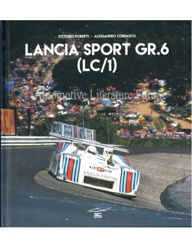 LANCIA SPORT GR.6 (LC/1) -VITTORIO ROBERTI - ALESSANDRO CORDASCO - BOOK