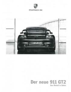 2008 PORSCHE 911 GT2 PRIJSLIJST DUITS