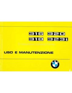 1977 BMW 3 SERIES OWNERS MANUAL ITALIAN