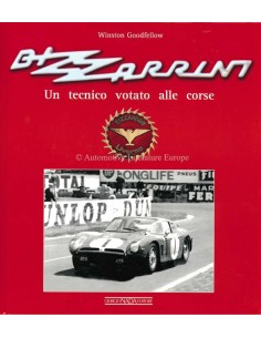 BIZZARRINI - UN TECNICO VOTATO ALLE CORSE - WINSTON GOODFELLOW - BOOK