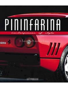 PININFARINA - MASTERPIECES OF STYLE - LUCIANO GREGGIO - BOOK