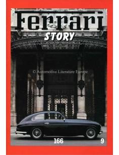 1986 FERRARI STORY 166 MAGAZINE 9 ENGLISCH / ITALIENISCH