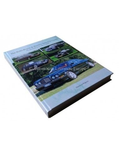 ROLLS ROYCE & BENTLEY SELECTION GUIDE - MARINUS RIJKERS - BOOK