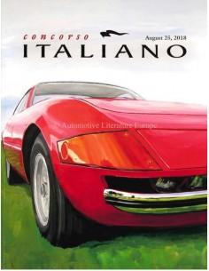 2018 CONCORSO ITALIANO MAGAZINE 34 ENGLISCH