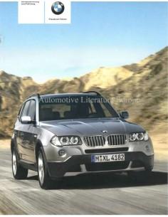 2006 BMW X3 OWNERS MANUAL GERMAN