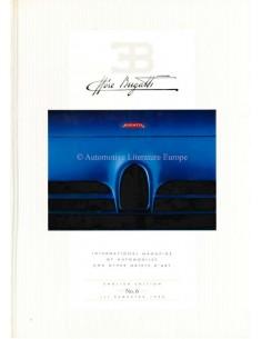 1994 EB ETTORE BUGATTI HARDCOVER MAGAZIN 6 ENGLISCH