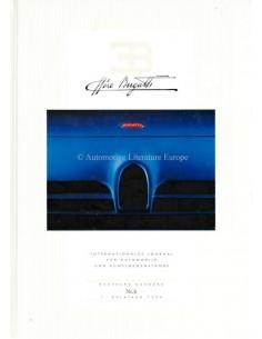 1994 EB ETTORE BUGATTI HARDBACK MAGAZINE 6 GERMAN