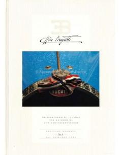 1993 EB ETTORE BUGATTI HARDCOVER MAGAZIN 5 DEUTSCH