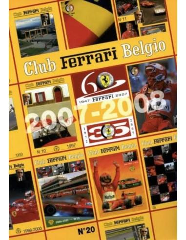 2007-2008 FERRARI CLUB BELGIUM MAGAZINE 20