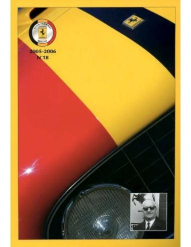 2005-2006 FERRARI CLUB BELGIË MAGAZINE 18