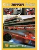 2000-2001 FERRARI CLUB BELGIUM MAGAZINE 13