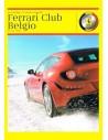 2011 FERRARI CLUB BELGIË MAGAZINE 24